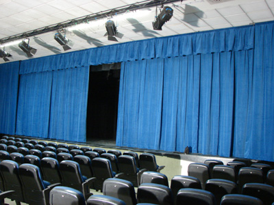 10 Out Of 10 Productions Theatrical Drapes