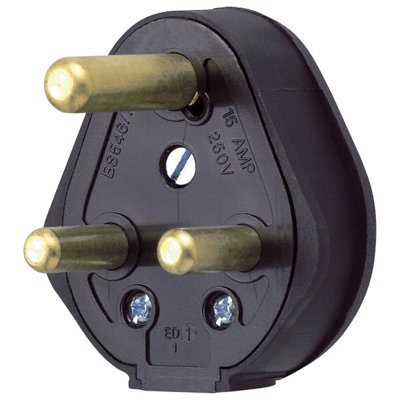 Duraplug, Permaplug 15A, 5A, Connectors